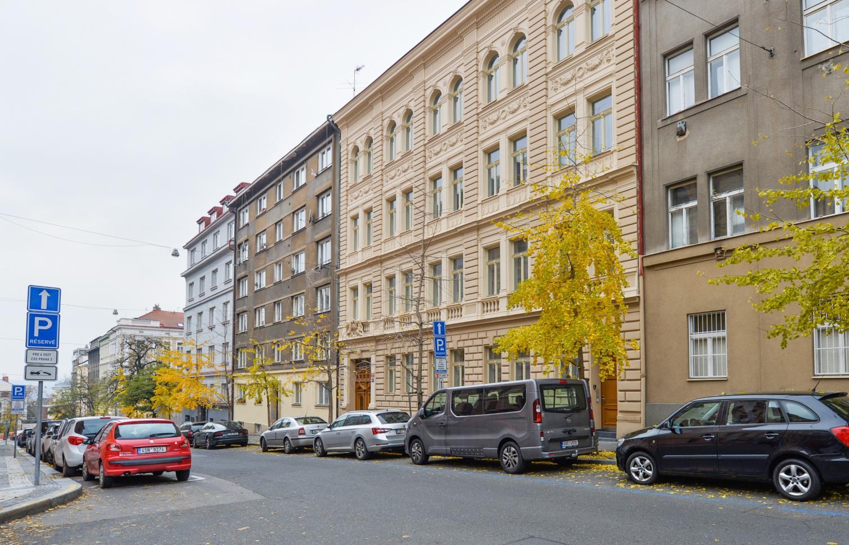 APARTMENT FOR RENT, street Machova, Praha 2