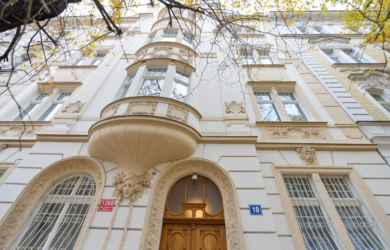 APARTMENT FOR RENT, street Na Kozačce, Praha 2
