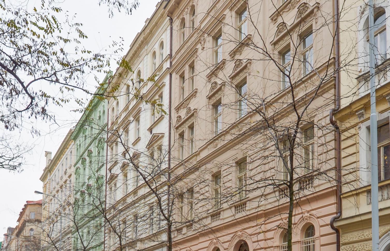 APARTMENT FOR RENT, street Moravská, Praha 2