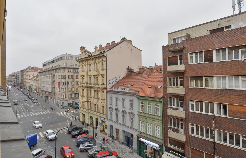 APARTMENT FOR RENT, street Štěpánská,