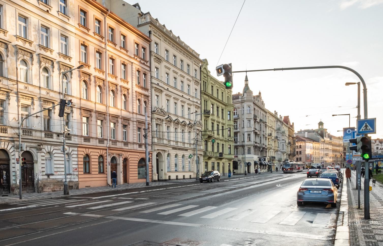 APARTMENT FOR RENT, street Dukelských hrdinů, Praha 7 - Holešovice