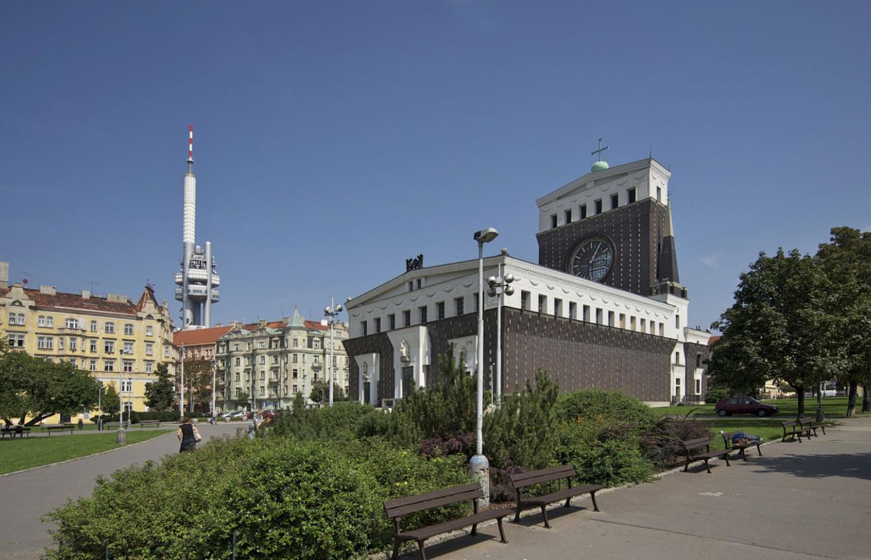 APARTMENT FOR RENT, street Laubova, Praha 3