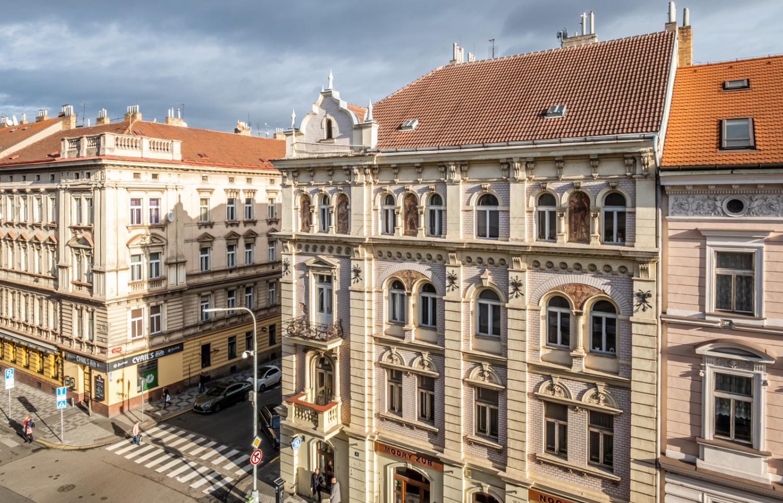 BYT K PRONÁJMU, ul. Karla Engliše, Praha 5 - Smíchov
