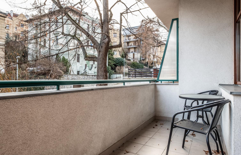 APARTMENT FOR RENT, street U Nikolajky, Prague 5 - Smíchov