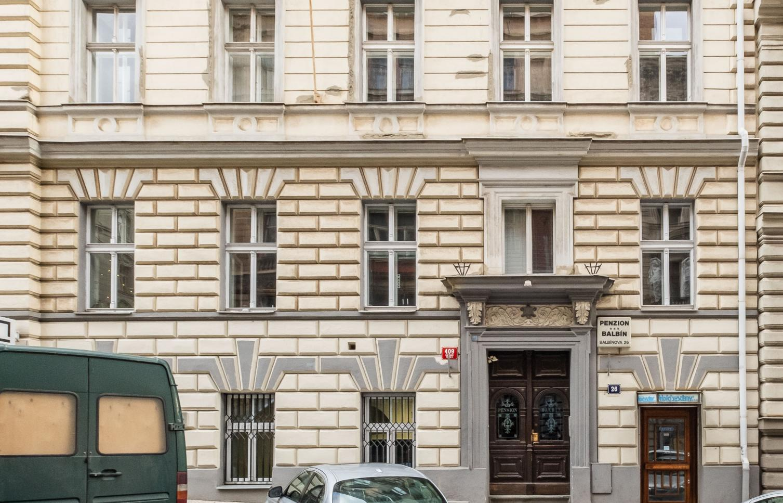APARTMENT FOR RENT, street Balbínova, Prague 2 - Vinohrady