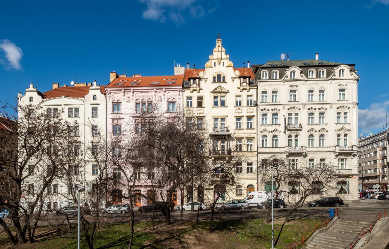 APARTMENT FOR RENT, street Na Moráni, Praha 2 - Nové Město