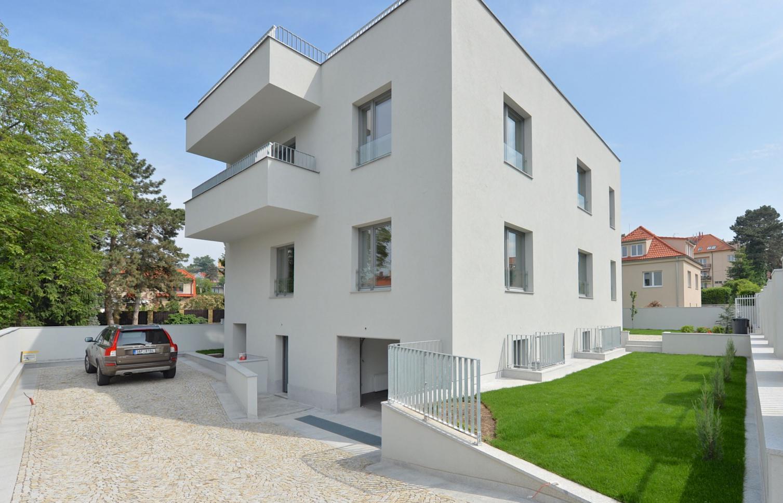 HOUSE FOR RENT, street Darwinova, Praha 12 - Modřany