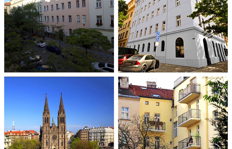 APARTMENT FOR RENT, street Budečská, Praha 2 - Vinohrady
