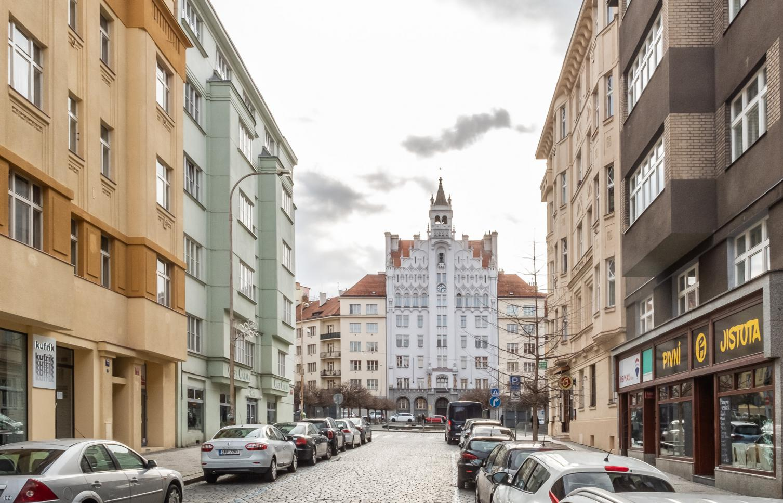 APARTMENT FOR RENT, street Kafkova, Prague 6 - Dejvice
