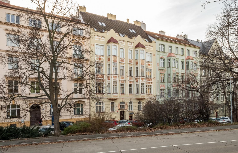 APARTMENT FOR RENT, street Polská, Praha 2 - Vinohrady