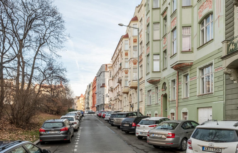 APARTMENT FOR RENT, street Polská, Praha 2