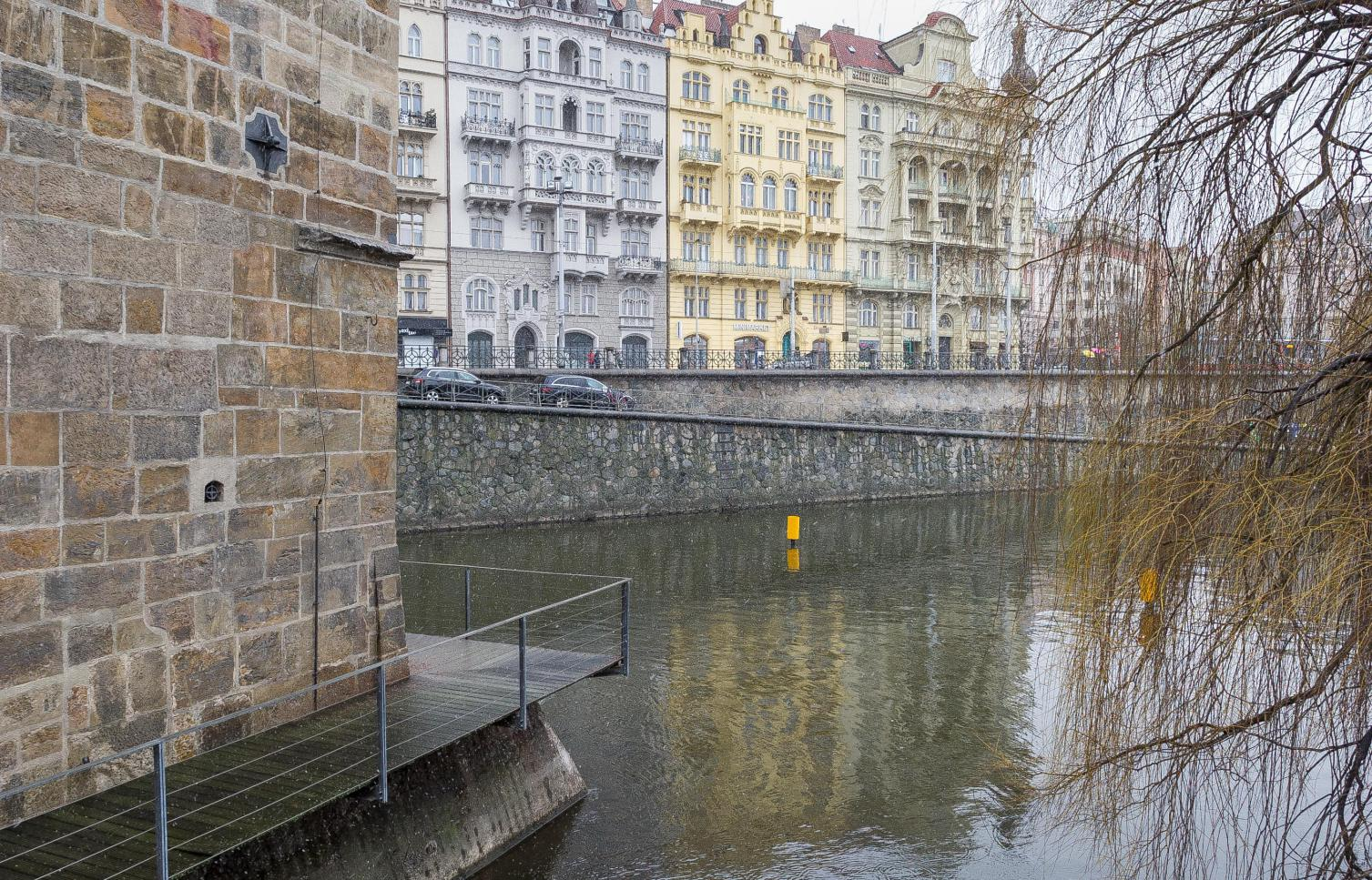 APARTMENT FOR RENT, street Na Struze, Prague 1