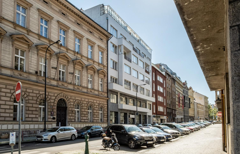 OFFICE FOR RENT, street Klimentská,