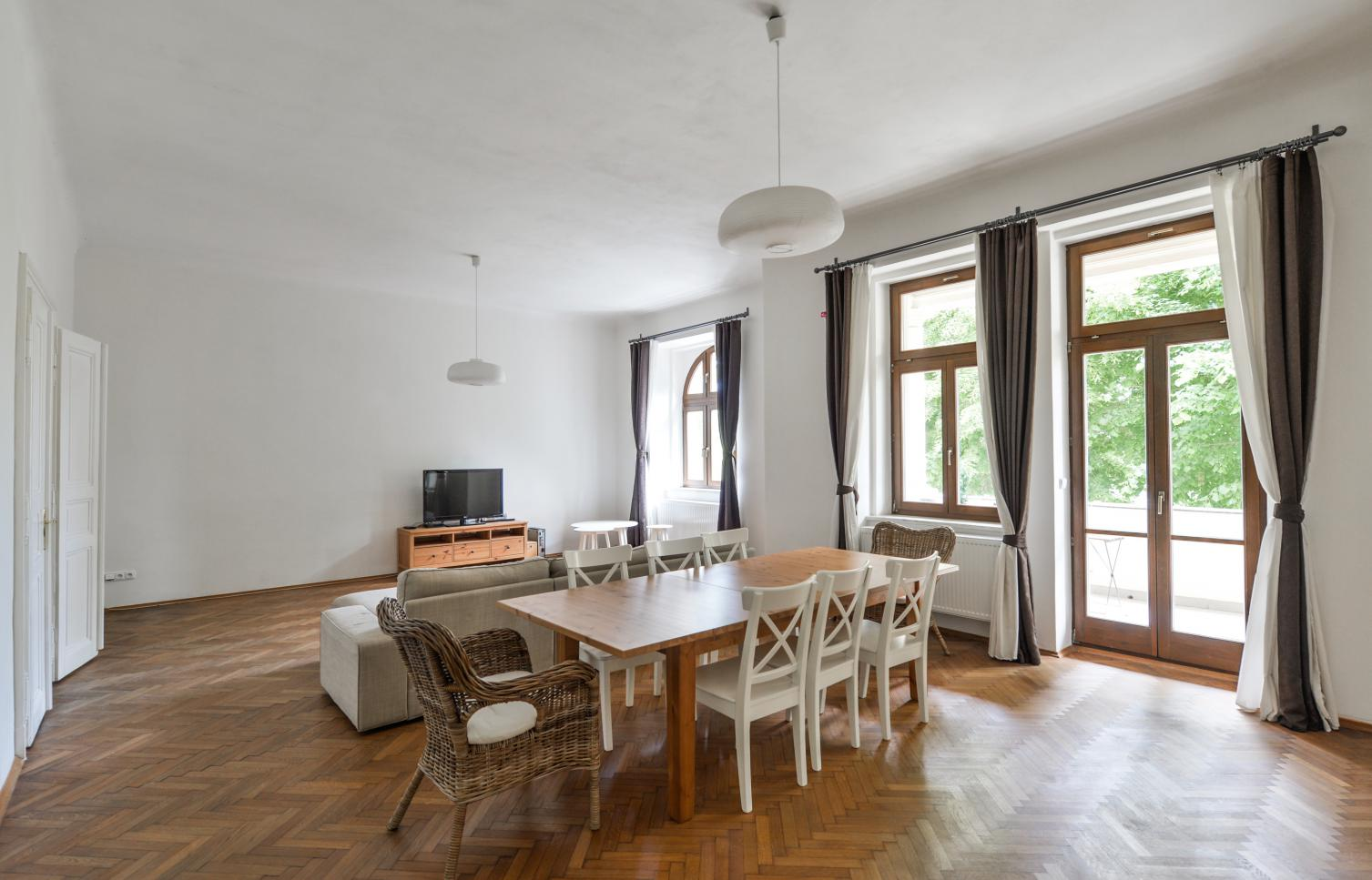 APARTMENT FOR RENT,  Prague 2 - Vinohrady