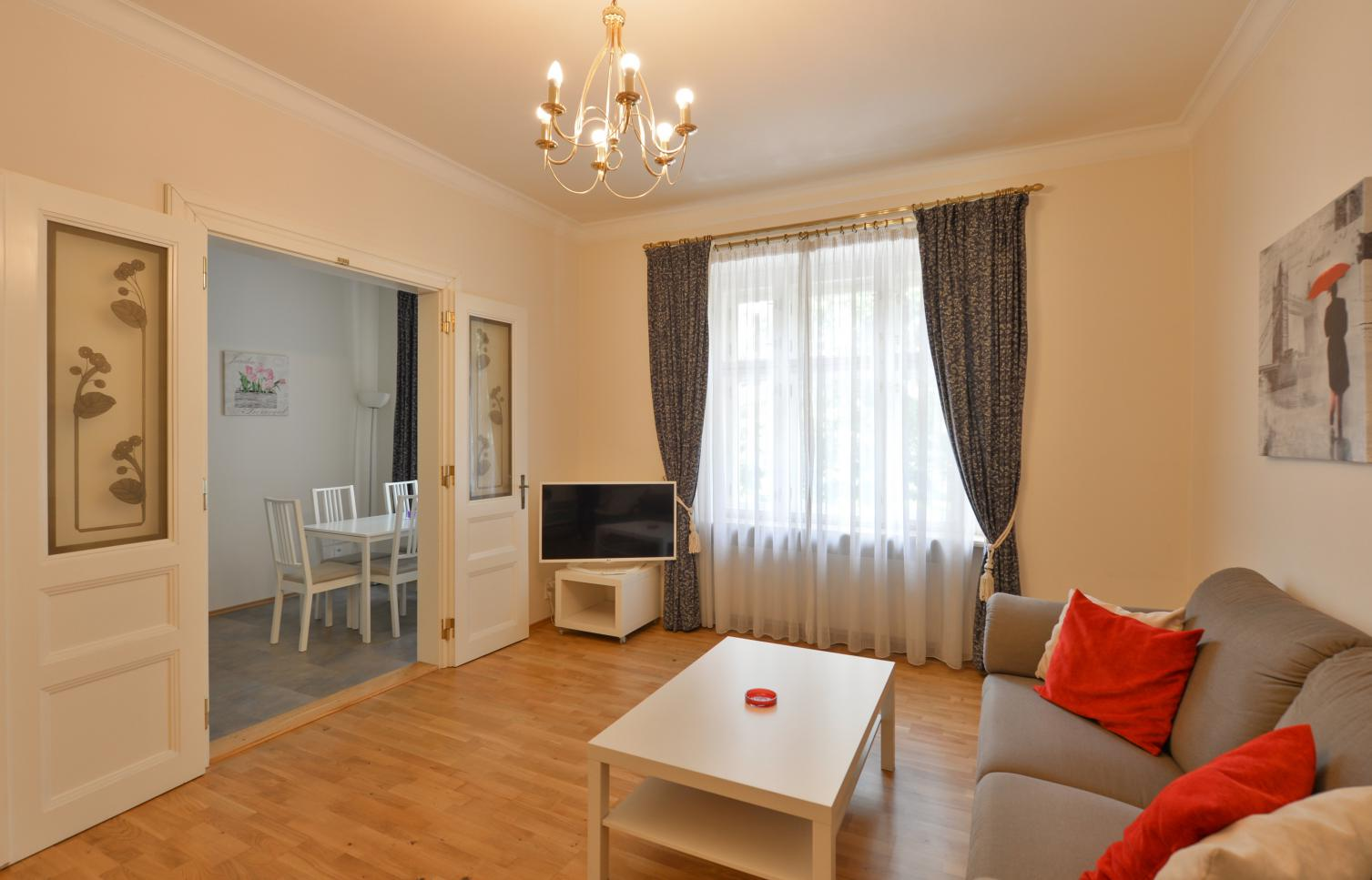 APARTMENT FOR RENT, street Dřevná, Prague 2 - Vinohrady