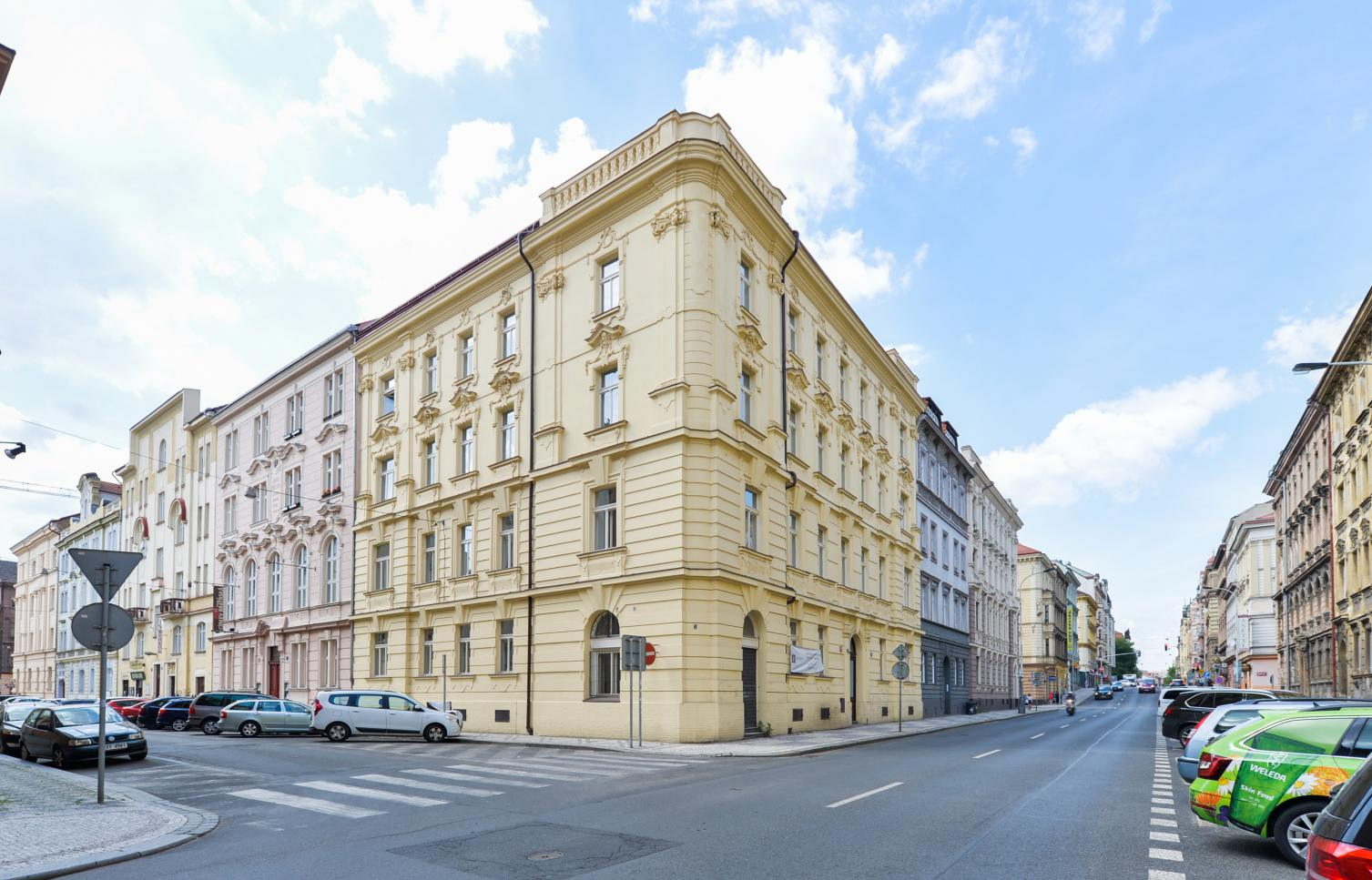 APARTMENT FOR RENT, street Svornosti, Praha 5