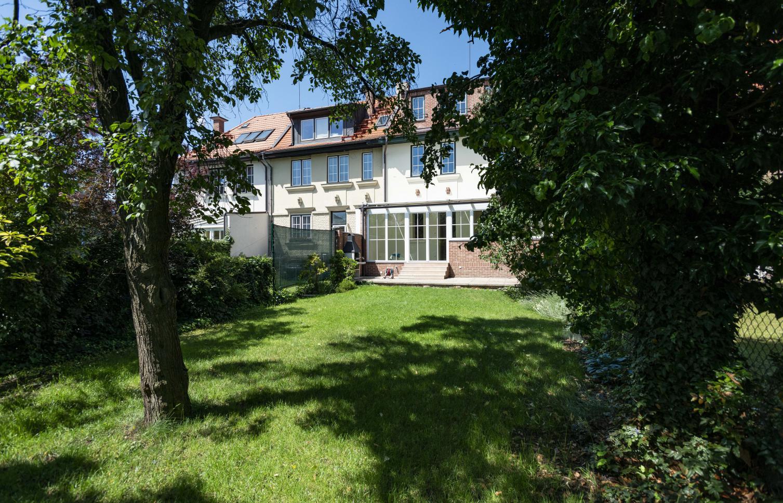 HOUSE FOR RENT, street Lomená, Prague 6 - Dejvice