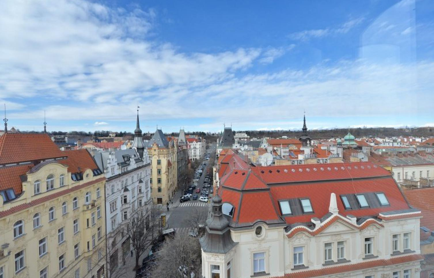 APARTMENT FOR RENT, street Pařížská, Prague 1 - Old Town