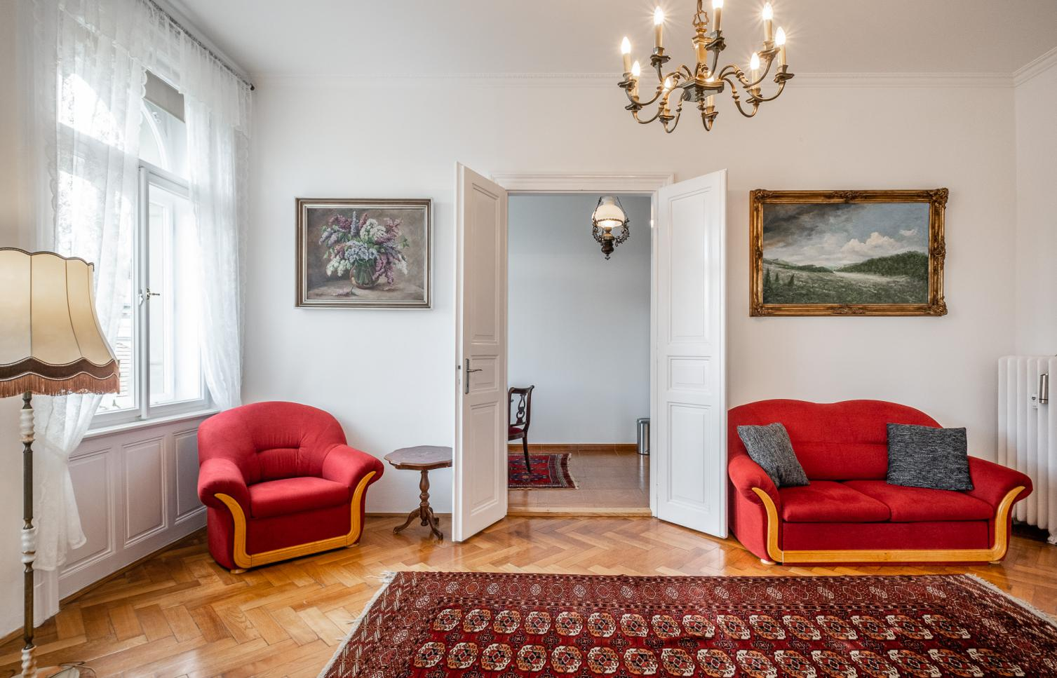 APARTMENT FOR RENT, street Konviktská,  Prague 1 - Old Town