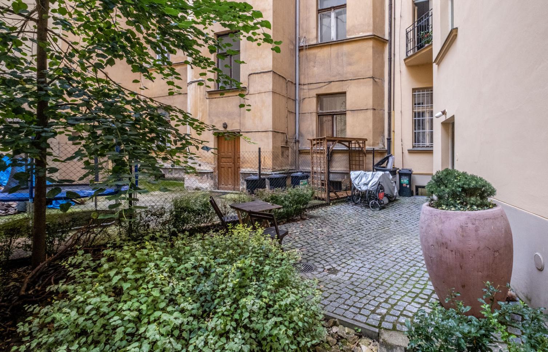 APARTMENT FOR RENT, street Konviktská, Prague 1 - Old Town