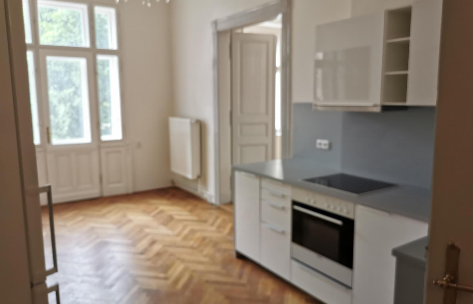 APARTMENT FOR RENT, street Dienzenhoferovy sady, Praha 5