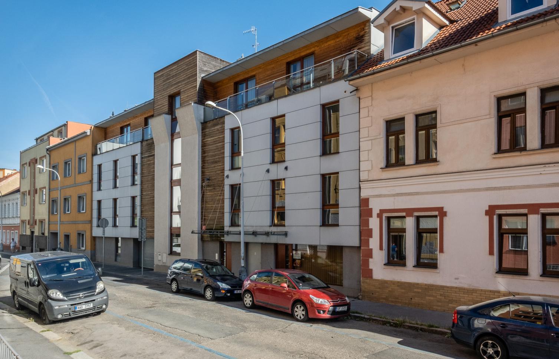 APARTMENT FOR RENT, street Slávy Horníka, Prague 5 - Košíře