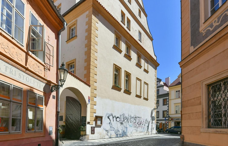 APARTMENT FOR RENT, street Míšeňská, Praha 1