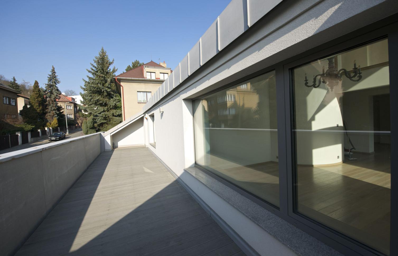 HOUSE FOR RENT, street Pod Pekařkou, Prague 4 - Podolí