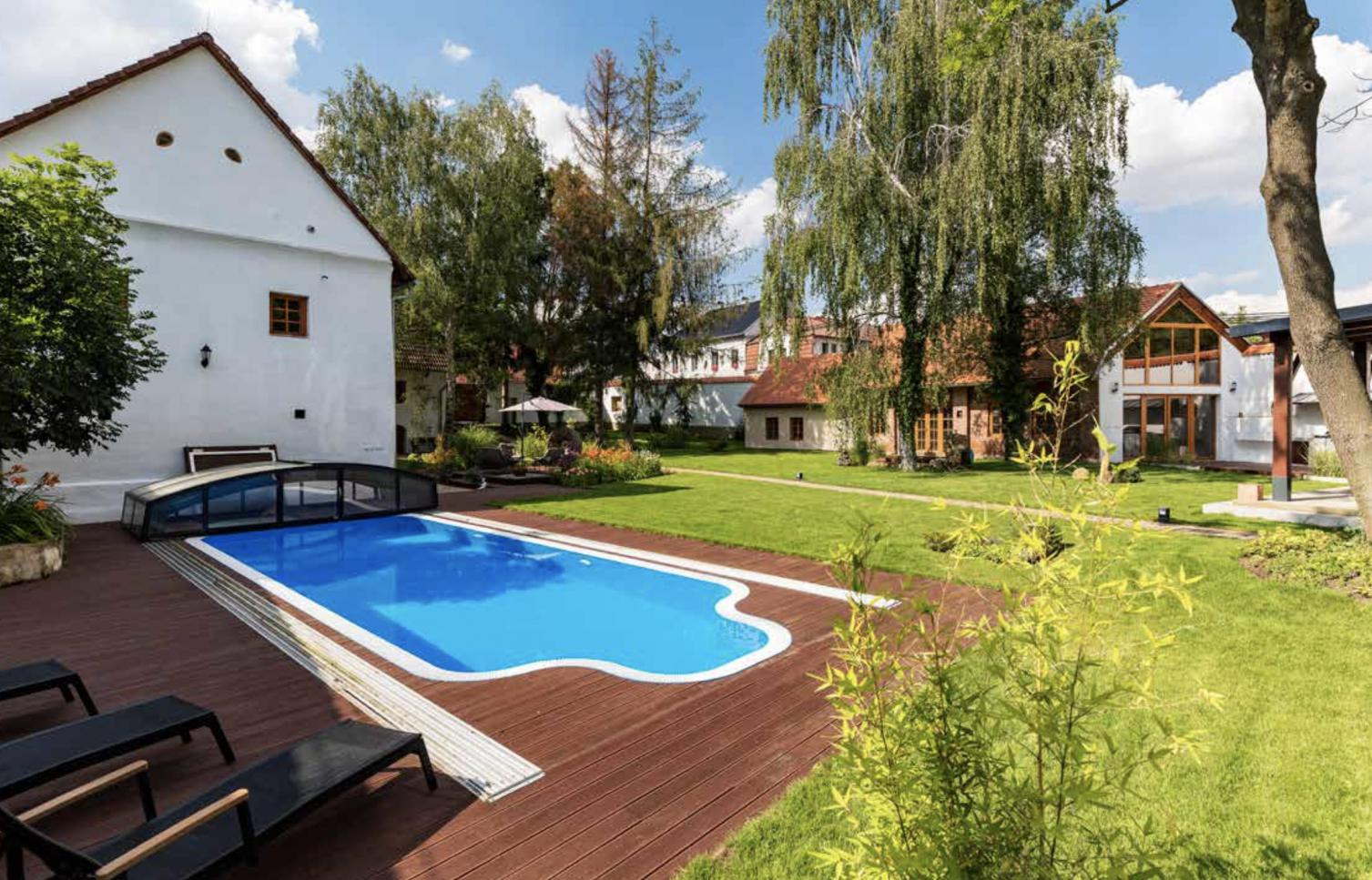 HOUSE FOR SALE, Historic property, Třebichovice 11