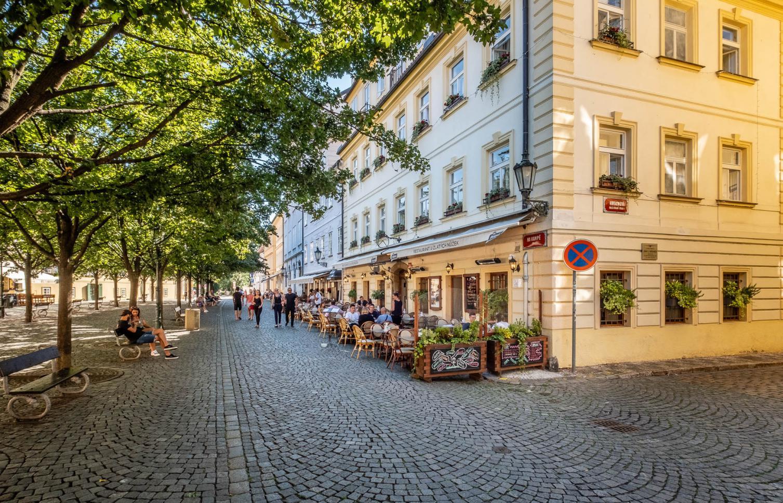 APARTMENT FOR RENT, street Na Kampě, Praha 1 - Malá Strana