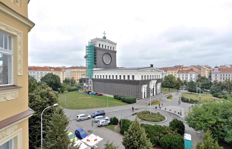 APARTMENT FOR RENT, street náměstí Jiřího z Poděbrad,