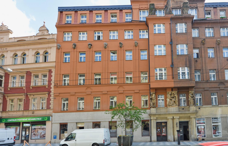 APARTMENT FOR RENT, street Myslíkova, Prague 2