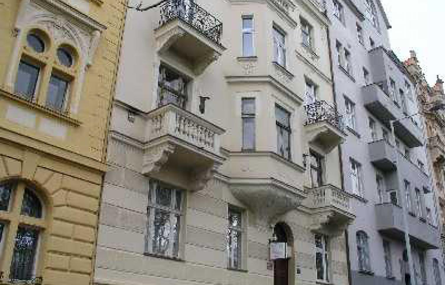 APARTMENT FOR RENT, street Chopinova, Prague 2 - Vinohrady