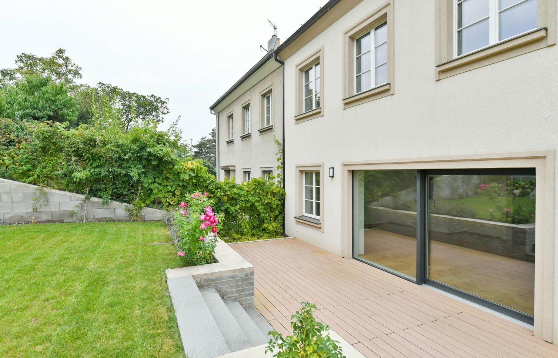 SEMI-DETACHED HOUSE FOR RENT, street Pod Ořechovkou, Praha 6