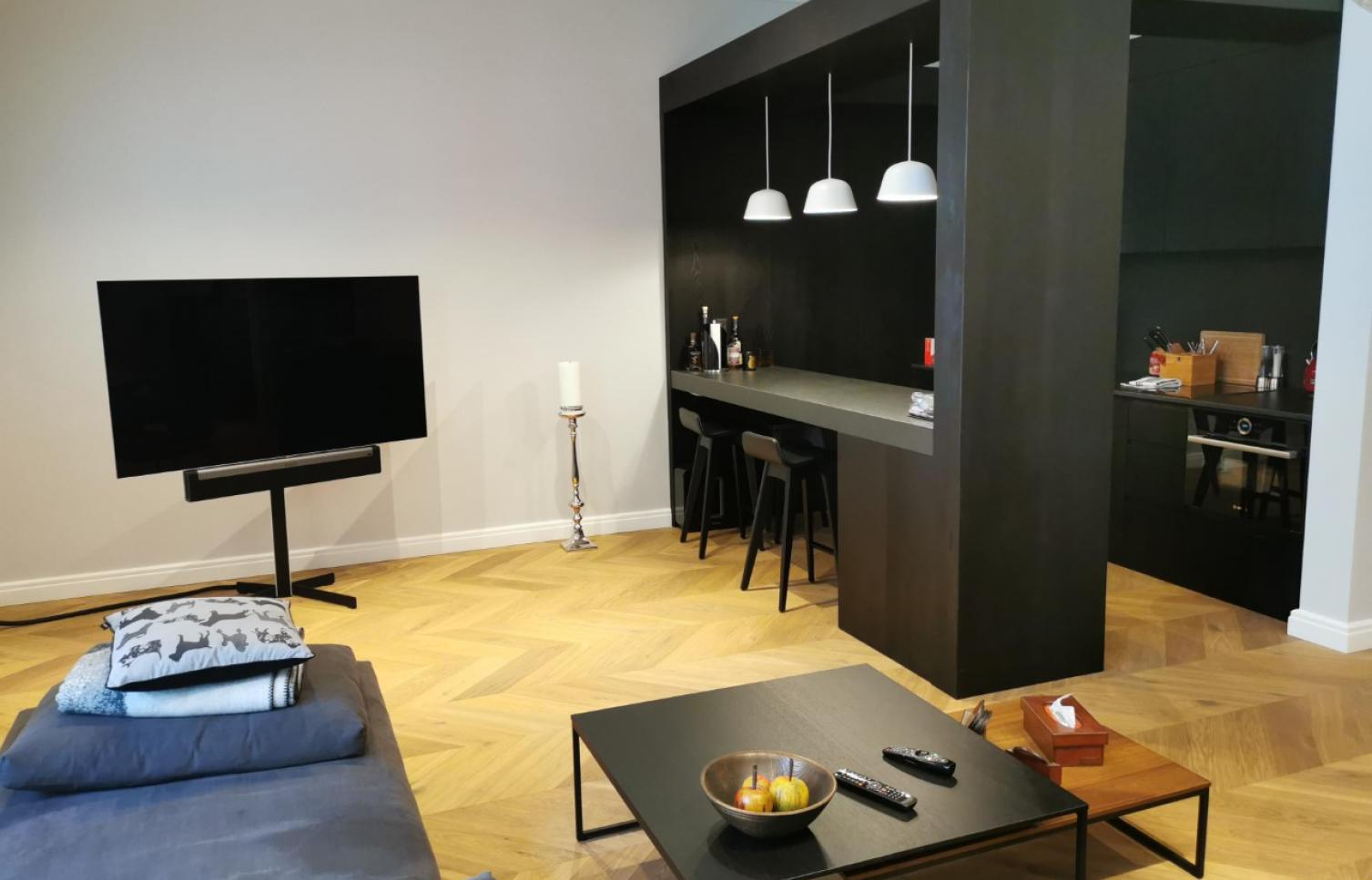APARTMENT FOR RENT, street Kaprova,  Praha 1