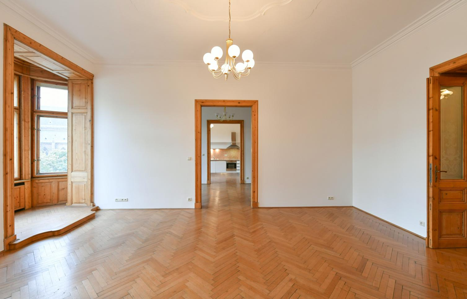 APARTMENT FOR RENT, Str. Ibsenova, Prague 2 - Vinohrady