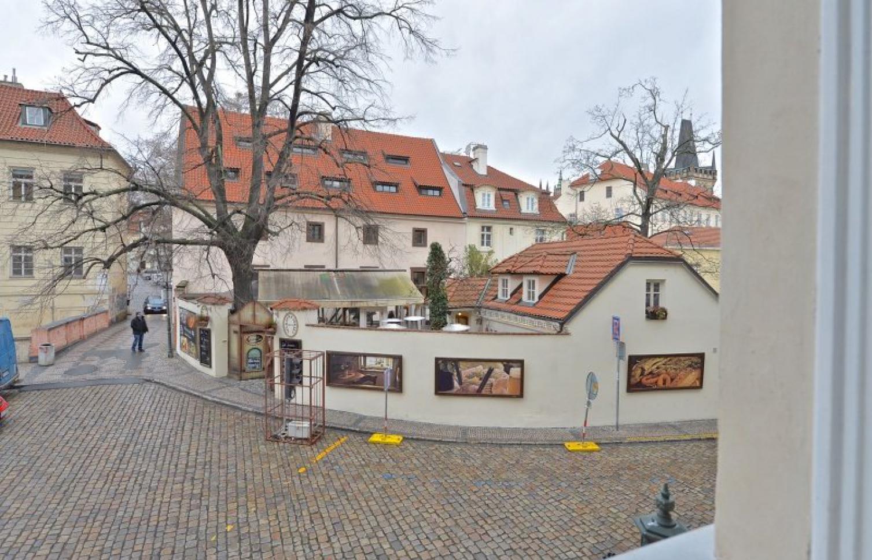 APARTMENT FOR RENT, street Hroznová, Prague 1 - Malá Strana