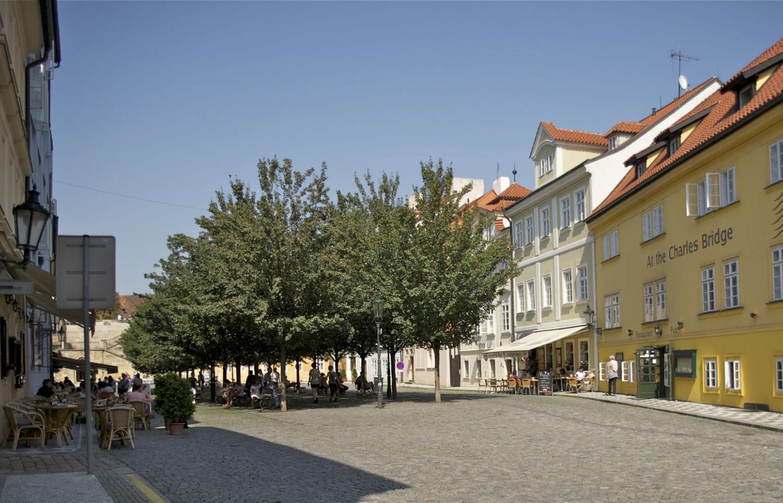BYT K PRONÁJMU, ul. Hroznová, Praha 1 - Malá Strana