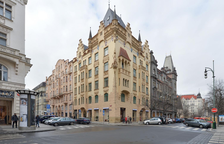 APARTMENT FOR RENT, street Pařížská, Prague 1 - Staré Město
