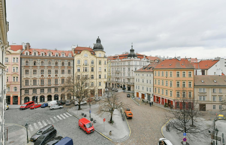 APARTMENT FOR RENT, street Haštalská, Praha 1