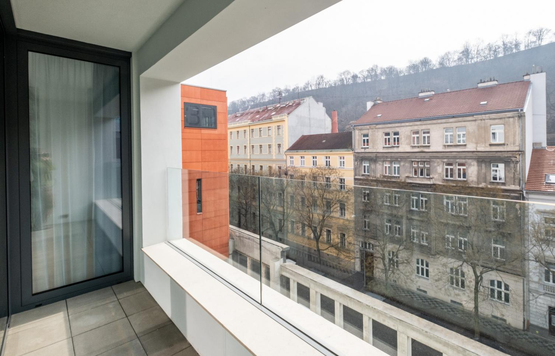 APARTMENT FOR RENT, street Pernerova, Praha 8 - Karlín