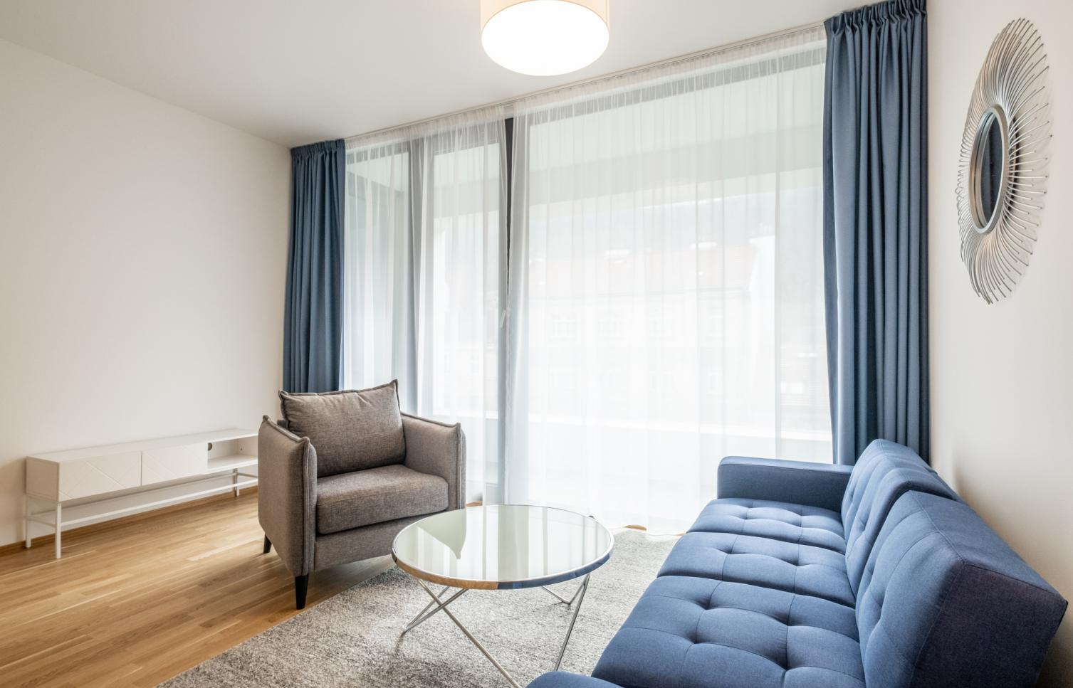APARTMENT FOR RENT, street Pernerova, Praha 8 - Karlín