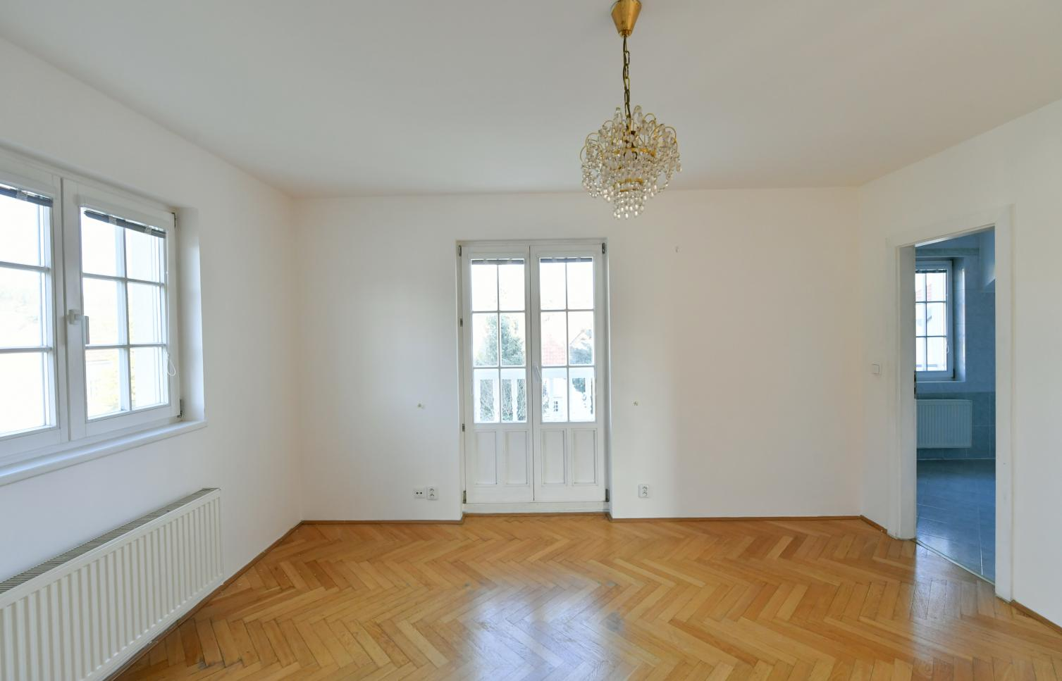 TOWNHOUSE FOR RENT, street K Parku, Praha-Nebušice