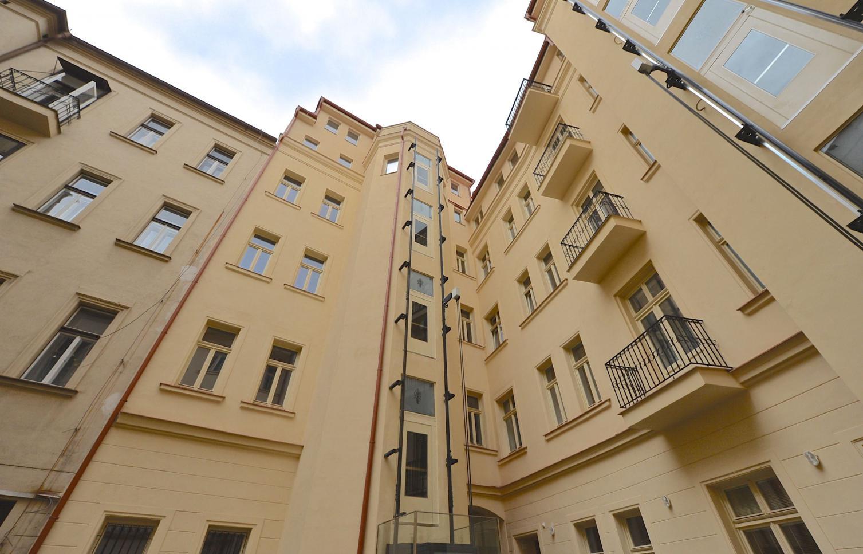 BYT K PRONÁJMU, ul. Soukenická, Praha 1 - Nové Město