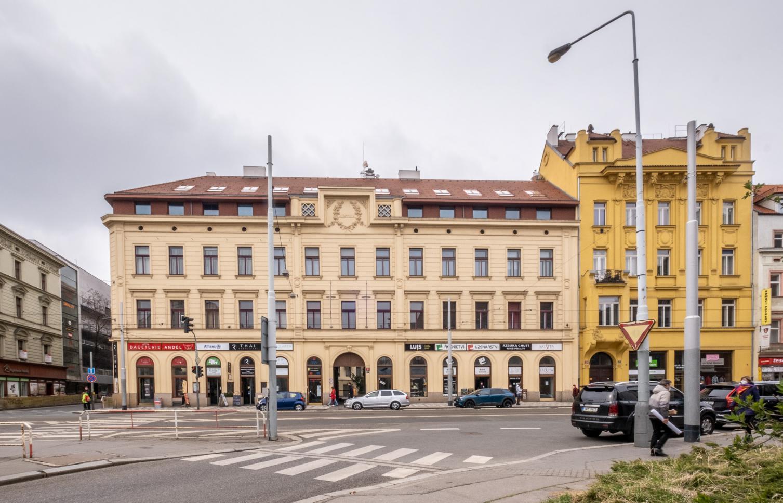 OFFICE FOR RENT, street Štefánikova, Praha 5 - Smíchov