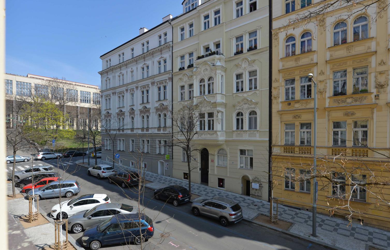 APARTMENT FOR RENT, street Mánesova, Praha 2