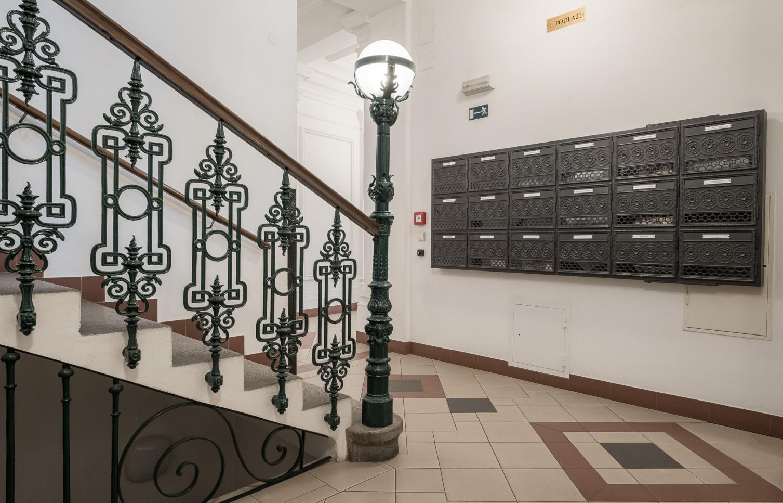 OFFICE FOR RENT, street Štěpánská, Praha 1