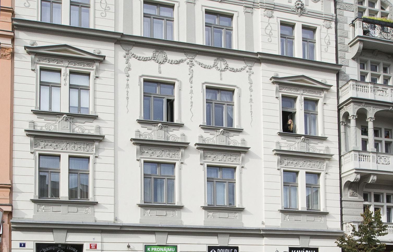 APARTMENT FOR RENT, street 28.pluku, Praha 10