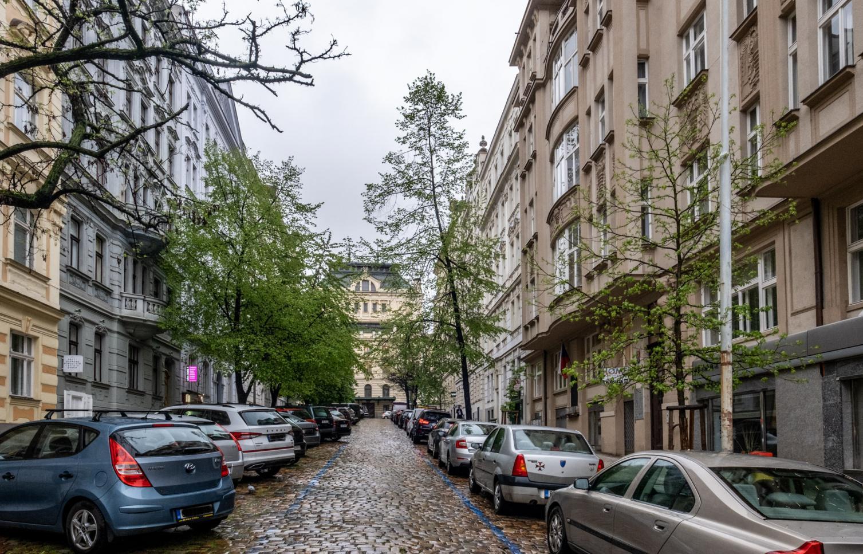 APARTMENT FOR RENT, street Anny Letenské, Prague 2 - Vinohrady