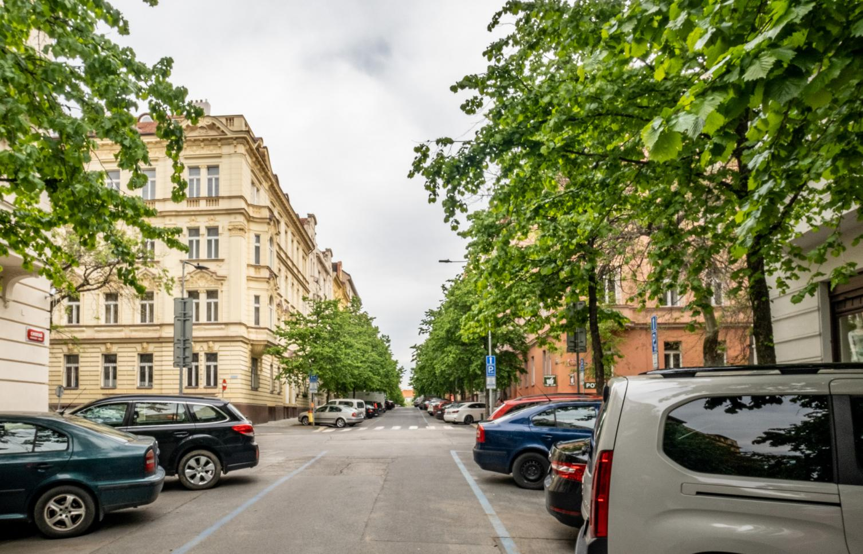 APARTMENT FOR RENT, street Chodská, Praha 2